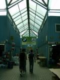 Another view of the bazaar
