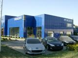 The Almaty Peugeot main dealer