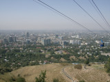 HPIM0300.jpgLooking down to Almaty from Kok-Tobe hill