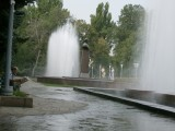 Another small park off Dostyk Avenue