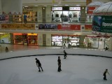 Ramstor1 supermarket, skating rink