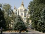 Zenkov Cathedral, Panfilov Park