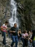 Turgen Gorge waterfall