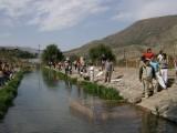 Fish your own trout, Turgen Gorge