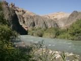 Charyn Gorge, the Charyn River