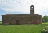 Side view of Hermita Virgen del Puente