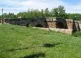 Medieval bridge over Rio Cea near Sahagun