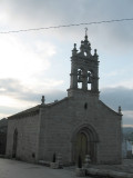 Iglesia romanica de Santa Marina (XIII c)