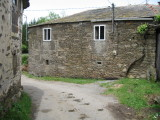 Stone houses near Villacha