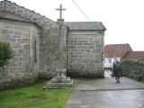 Iglesia de San Tirso in Palas de Rei