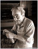 22 Oct 2006 Portrait of a baker
