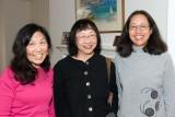 Kathy, Yvonne and Anita