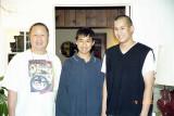 Elliot, Eric and Adam