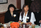 Michelle and Leanne Tung