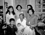 Donna, Micheal, Frieda, Moo Shee,  Bing Quan, Jeanette