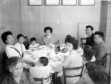 Aunt Bobbie, Lance, ?, Aunt Gwen, Juanita, Uncle Hank, Uncle Buster