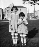 Elizabeth and Gertrude