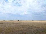 big sky over the prairie