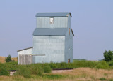 silo in the middle of nowhere