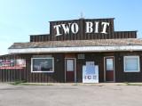 Two Bit saloon in Quinn