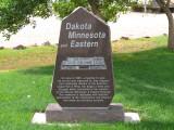 dakota minnesota and eastern railroad dedication