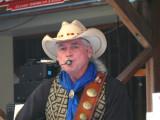 he's a rhinestone cowboy.....