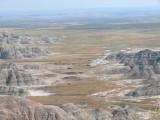 crater-like landscape
