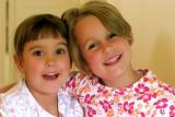 Erin and Lauren