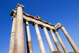 Columns from the Temple of Saturn