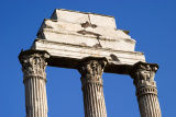 Columns from the Temple of Castor and Pollux