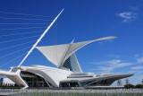 Calatrava Designed Quadracci Pavillion