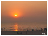 Sunset Jhuhu Beach-Mumbai