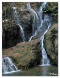 Akashaganga waterfalls Thirumala-Thirupathi