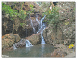 Akashaganga waterfalls Thirumala-Thirupathi