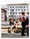 On the bank of Limmat River.jpg