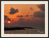Sunset @ Sharjah