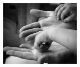 Grandmom's Hands