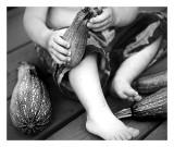 Zucchini and Feet