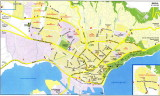 Map of Varna
