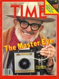 Time – Ansel Adams (Sept. 3, 1979)