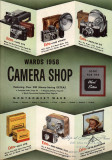 1958 Montgomery Ward Camera Catalog