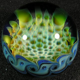 Honeycomb Patterns  Size: 1.86  Price: SOLD