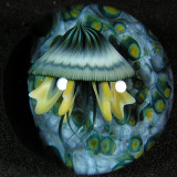 Jellyfish Seabed  Size: 1.54  Price: SOLD