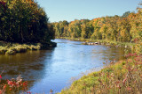 Color on the Wolf River
