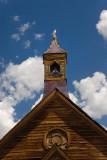 Methodist Church Steeple Gull