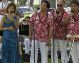 Kahelelani Berg Sings the Queen's Prayer