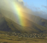 Rainbow in Lahaina, Maui