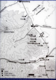 Position of the Ludlow tent colony