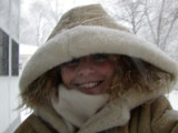 Dec 1 2006 Bundled up for 12 of snow shovelling!