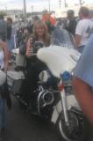 Aug 2003 Milwaukee, Wisconsin. Harley Davidson 100 year Anniversary (day trip with buddy Ken)